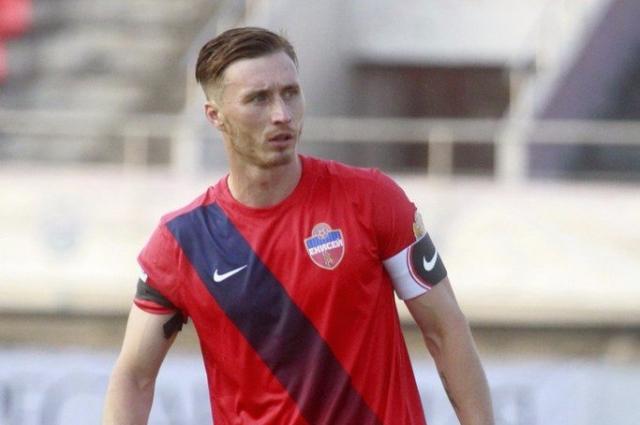 Александр Харитонов в профессиональном спорте уже 17 лет.