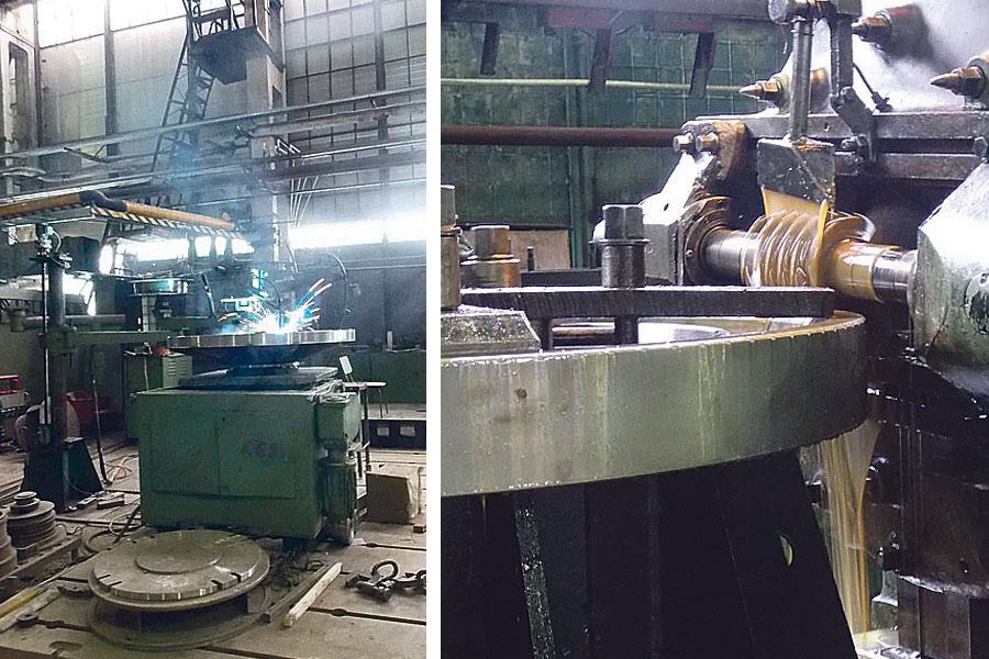 Уникальное оборудование позволяет выполнять нестандартные заказы для металлургической, оборонной, химической и других отраслей промышленности.