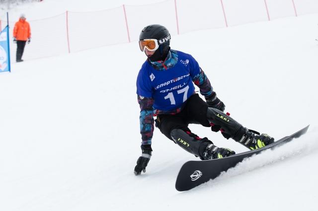 Чемпионат России по сноуборду впервые прошел в Казани.