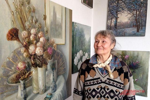Елена Сергеевна.