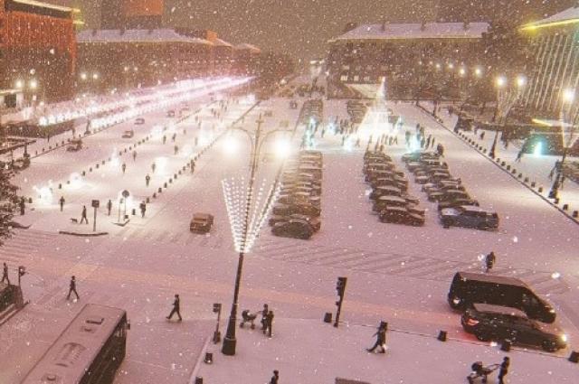 Октябрьская площадь. Проект