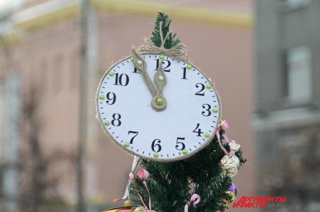 Рождество, как и Новый год, встречают в полночь.