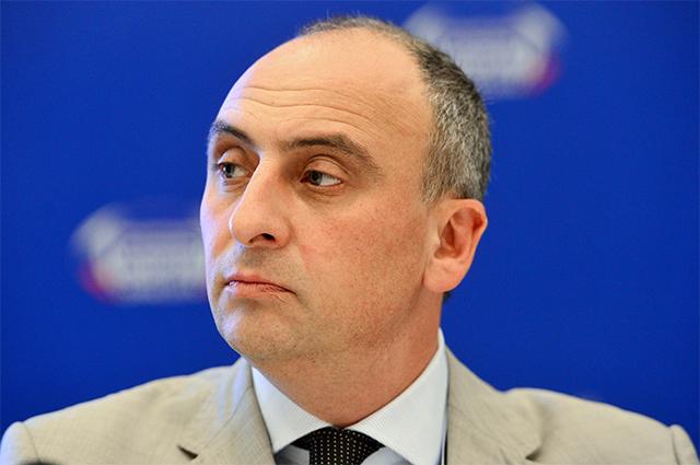 Президент, ЗАО «ИНТЕКО» Олег Солощанский. 2014 год.