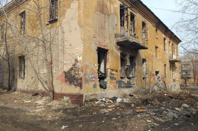 Дом на Свердловском проспекте, 17.