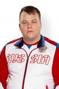 Тренер Александр Обедин.