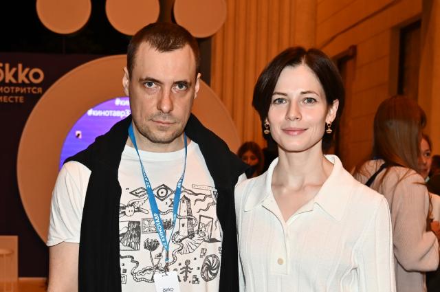 Евгений Цыганов и Юлия Снигирь.