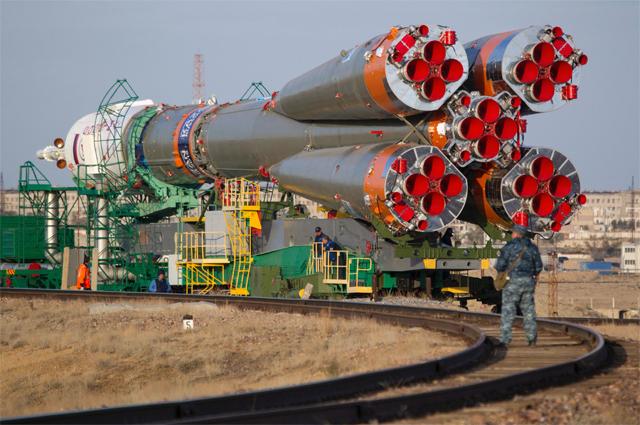 Союз ТМА-14М