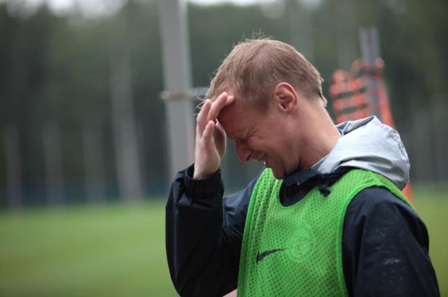 Вячеслав Малафеев думает, продолжать ли ему карьеру футболиста