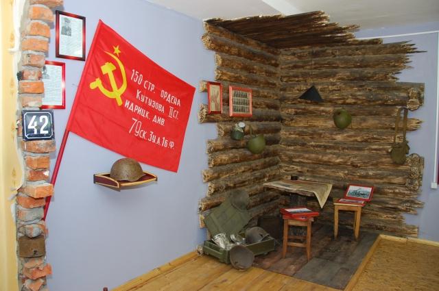 Обустроить музей Владимиру помогли другие осужденные.