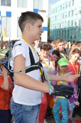 Изобретением школьника заинтересовались эксперты из Сколково.