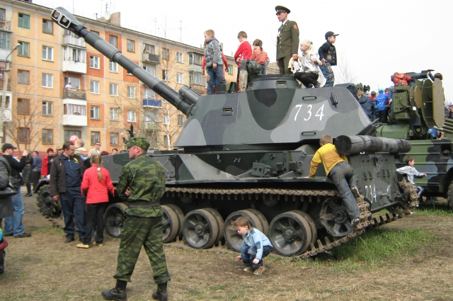 В Юрге нет угля, зато есть военные. На них и держится экономика города.