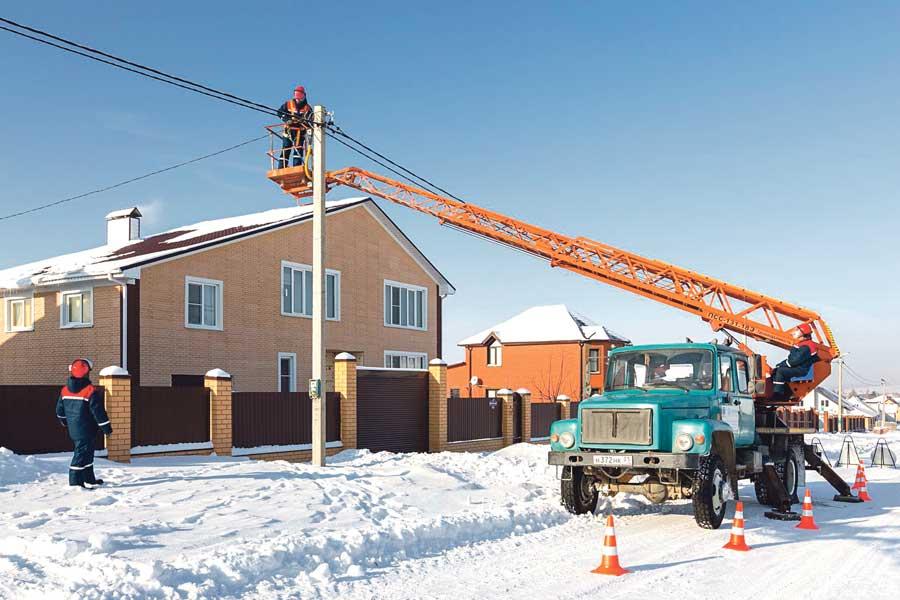 Более 70 тысяч застройщиков ИЖС получили возможность электроснабжения.