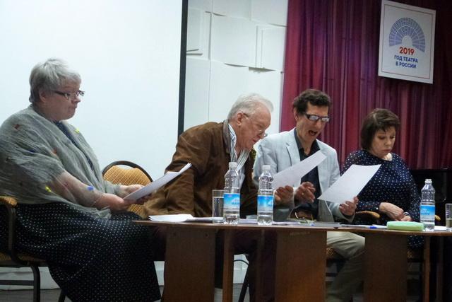 Валентин Зверовщиков представил камчатцам свою новую пьесу.