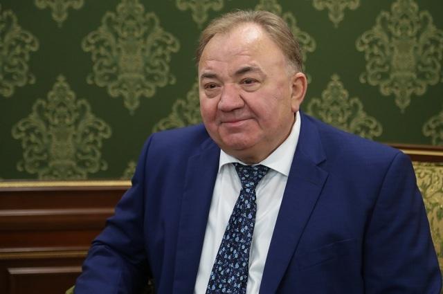 Махмуд-Али Калиматов.