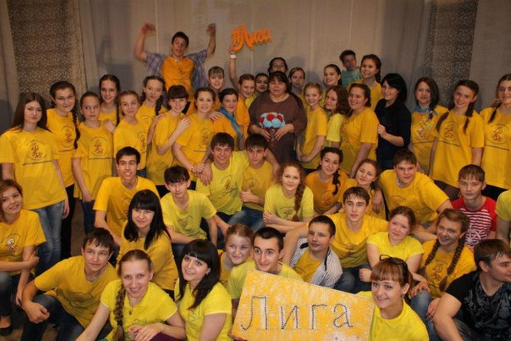 Молодёжь района - активный участник различных объединений и фестивалей.