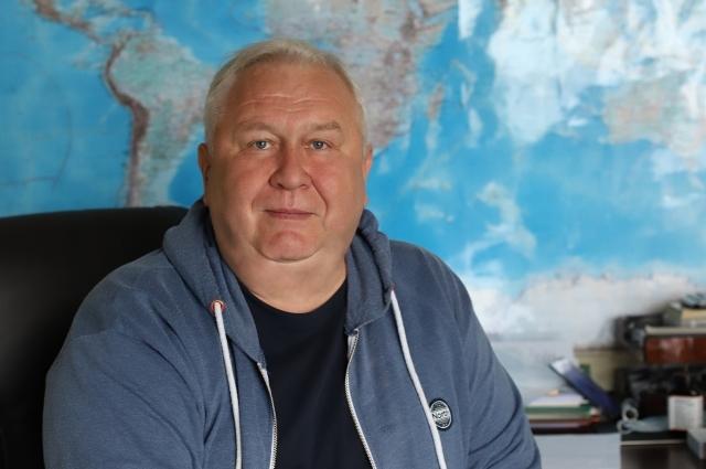 Директор компании Андрей Фёдоров: «В условиях пандемии решаем проблемы, о которых раньше и не подозревали».