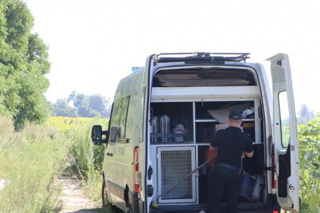 Под Черниговом задержали мужчину по подозрению в убийстве 8-летнего сына