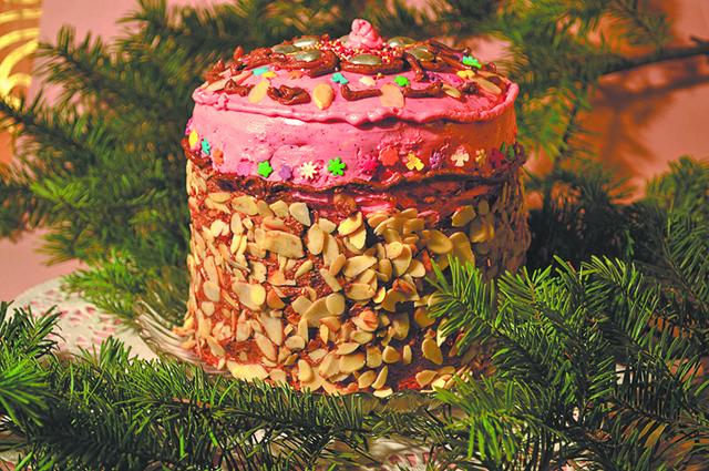 Торт «Елочка».