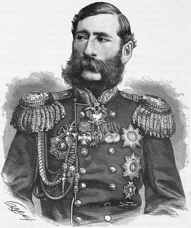 М.Т. Лорис-Меликов, 1878.