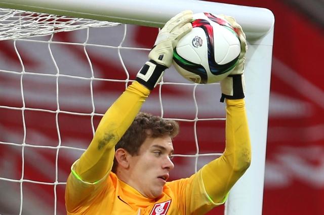 Антон Митрюшкин пока не заявил о себе в большом футболе, но уже привлек внимание сине-бело-голубых.