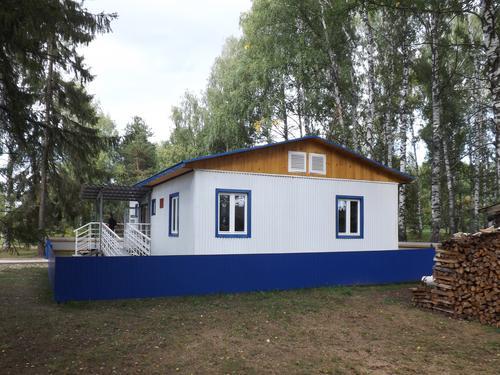 В Кировской области сейчас активно строятся ФАПы.