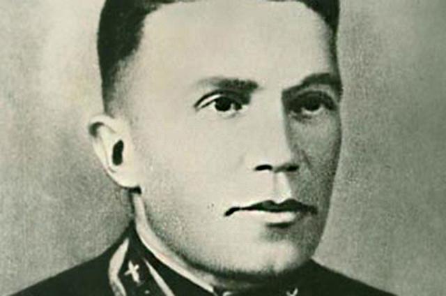 Разведчик Николай Кузнецов.