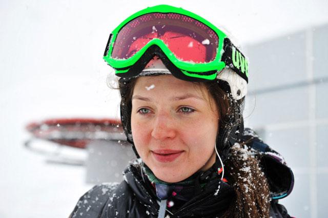 Алёна Заварзина