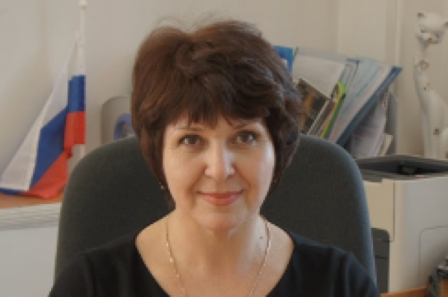 Любовь Нечипоренко