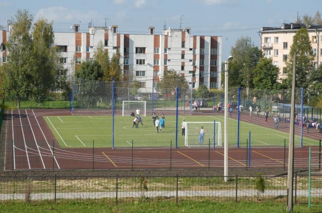 В регионе эффективно работает программа развития детского футбола, с каждым годом футбольных полей становится все больше.