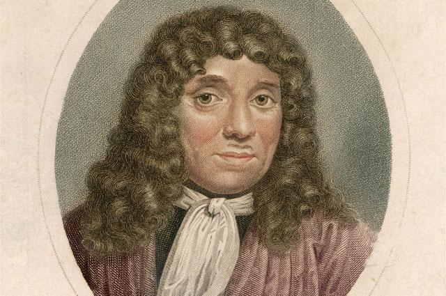 Антони ван Левенгук.