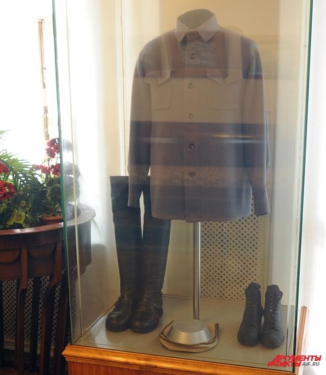 Одежда Владимира Ленина