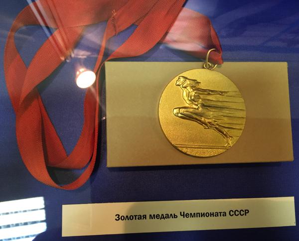 Награда Нины Черемисиной.
