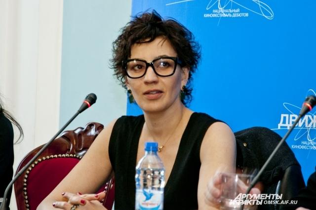 генеральный продюсер кинофестиваля Полина Зуева.