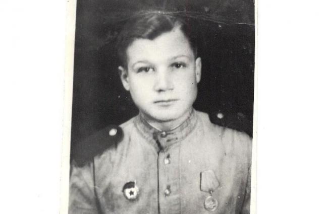 Щербаков Анатолий Семенович.