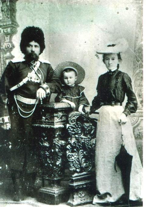 татары-казаки, нагайбаки