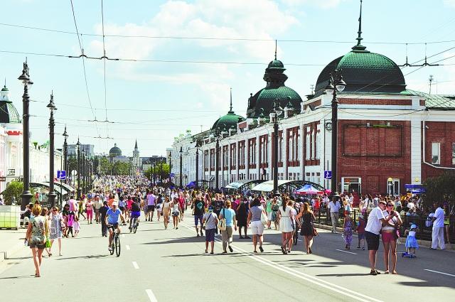 На улице Ленина развернется творческий проект
