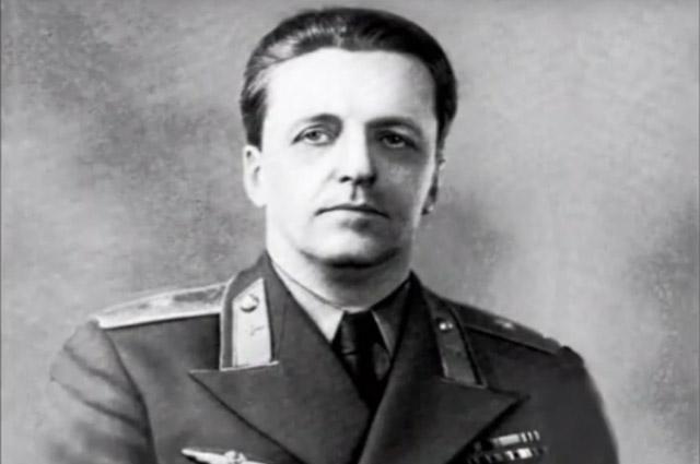 Владимир Мясищев.