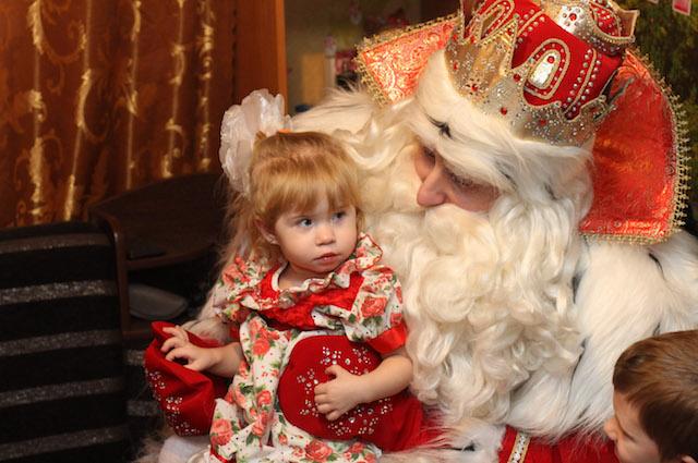 Путешествие Деда Мороза охватит всю страну.