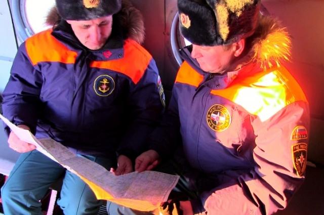 Несанкционированных ледовых переправ в ходе рейда в Ханты-Мансийском районе специалистами выявлено не было.