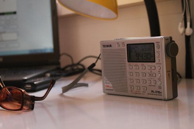 Раньше радио было в каждом доме.