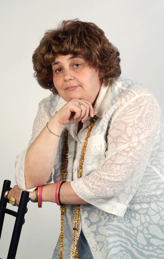 Екатерина Гаркалина.