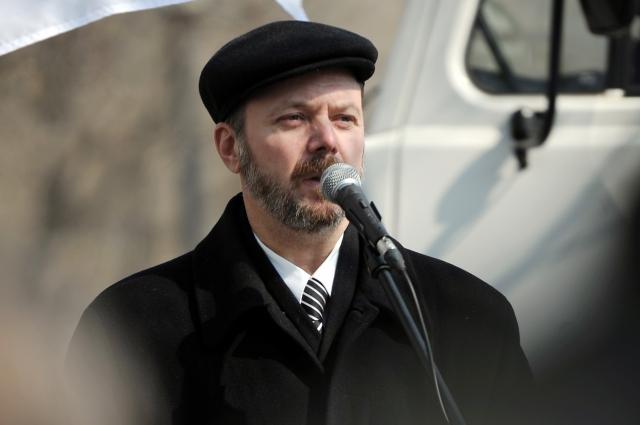 Владимир Кара-Мурза-старший.