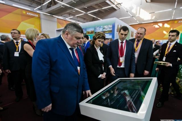 Свои экспозиции представили не только муниципальные образования Оренбуржья, но и страны – соседи по ЕАЭС: Казахстан и Белоруссия.