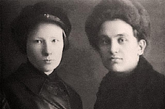 Леонид Николаев с супругой Мильдой.