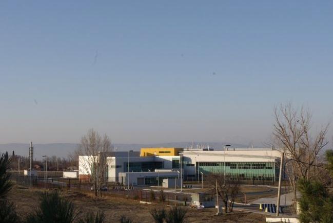 Исследовательский центр общественного здравоохранения имени Лугара в Грузии.
