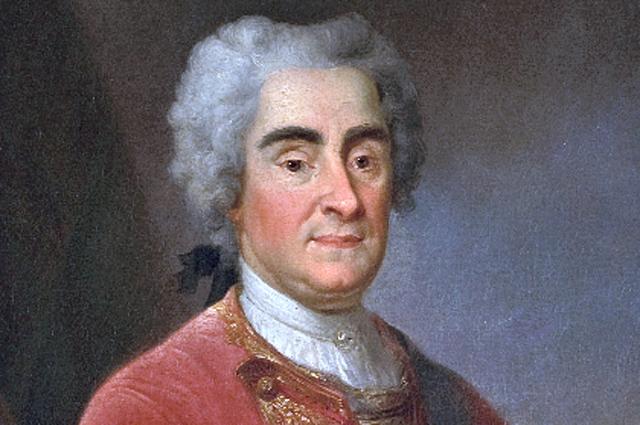 Король польский Август II.