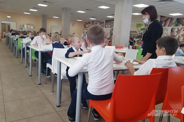 Конкурсная процедура, которая с этого года будет решать, кто будет кормить детей в школе, не предусматривает участия родителей.