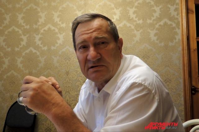 Василий Золотарёв борется с произволом управляющих компаний
