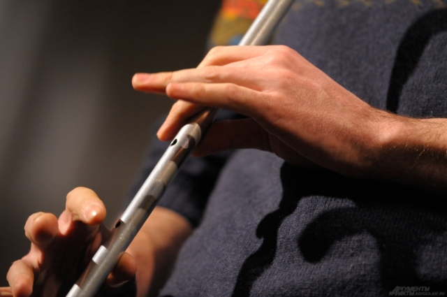 флейта, игра на флейте