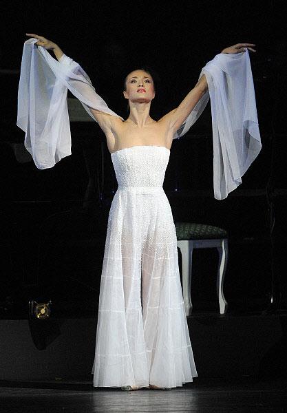 Солистка балета Большого театра Екатерина Шипулина